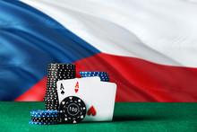 Czech Republic Casino Theme. T...