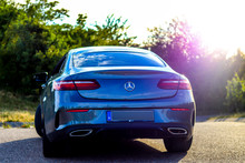 Mercedes Benz E-Klasse Coupe G...
