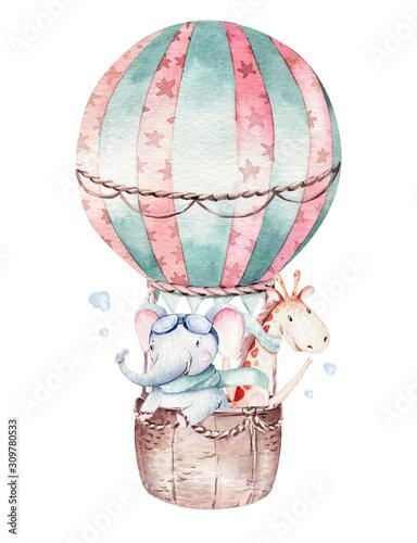 balon-akwarela-zestaw-kreskowka-dla-dzieci