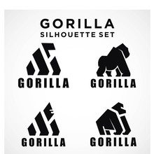 Minimalist Design For Gorillas...