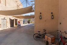 Altstadt Dubai - Traditionelle...