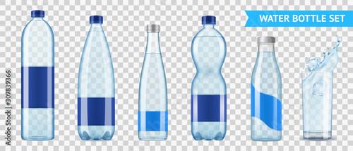 Tela  Mineral Water Bottles Set
