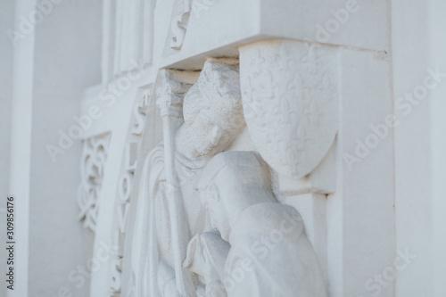 Fotografie, Tablou monument religieux