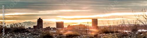 Billings Skyline on the Horizon