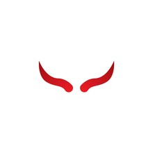 Horn Logo Template Vector Icon...