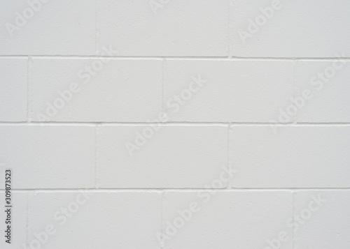 Fototapeta Grey Cinderblock Background obraz