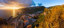 Town Ribeira Brava - Madeira P...