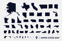 United States Of America Infog...