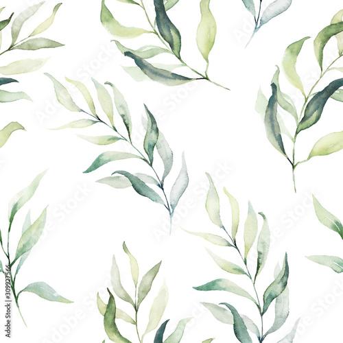 akwarela-kwiatowy-wzor-