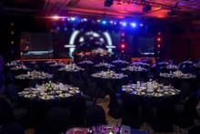 Wedding And Gala Salon Dinner Concept
