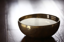 Clear Water In A Golden Bowl /...