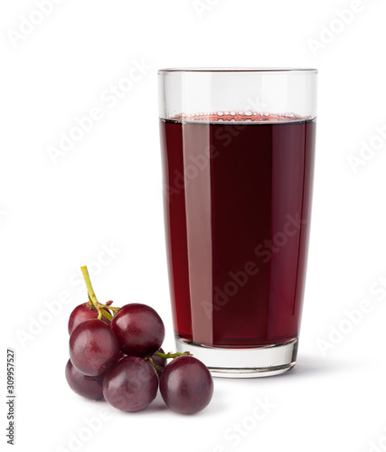glass of grape juice Fototapete