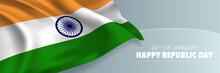 India Republic Day Vector Bann...
