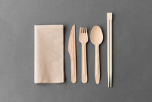 Cutlery, Recycling And Eco Fri...