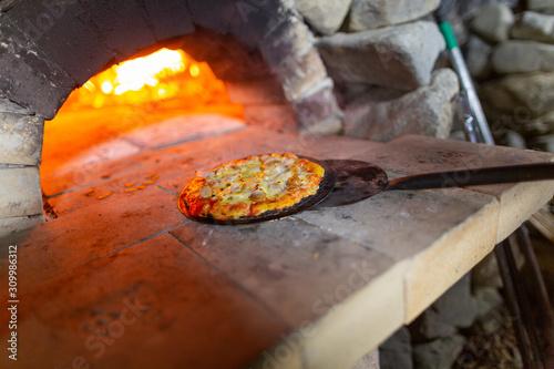 石窯ピザ © nuncn