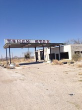 An Abandoned Truck Stock In West Texas