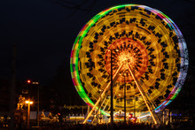 07.12.2019 Dresden. Christmas ...