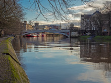 View Of The River Ouse And Len...