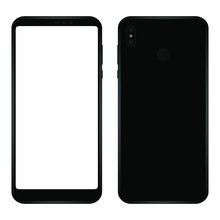 Brand New Smartphone Black Col...