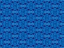 Seamless Blue Pattern. Abstract Background. Wallpaper