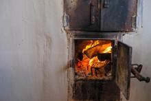 Traditional Wood Burning Stove...