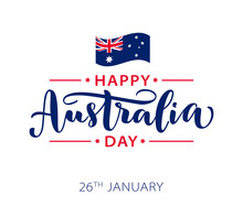 Happy Australia Day With Stars...