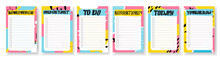 Organizer,planner With Retro B...