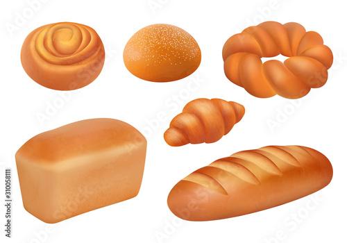 Fotografia Bread realistic