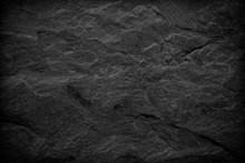 Dark Grey Black Slate Backgrou...