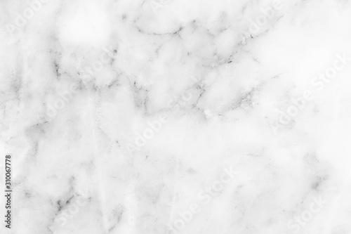 Fototapeta white marble texture background (High resolution). obraz na płótnie