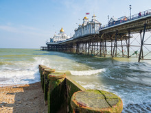 The Pier Of Eastbourne, Viewed...