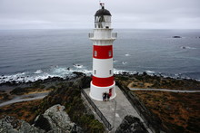 Red And White Lighthouse From ...