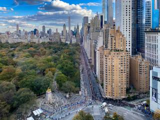 Central Park South - New York City