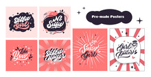Grl Pwr Phrases, Posters, Post...