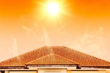 Hot Weather In Summer Overheat...