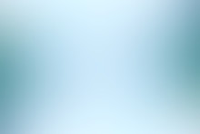 Blue Light Gradient / Background Smooth Blue Blurred Abstract