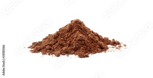 Obraz na plátně Choco powder
