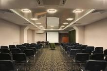 Empty Presentation Room