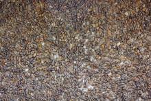 Pea Gravel Texture Layered On ...