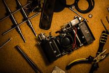 Repair Old Camera