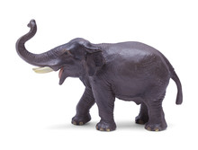 Toy Elephant Side View