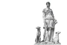 Ancient Statue Diana (Artemida...