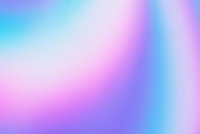 Multicolored Violet-blue  Gradient Abstract Background - Hologram