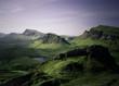 Paysage écossais - Ile de Skye - Ecosse