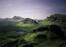 Paysage écossais - Ile De Sky...