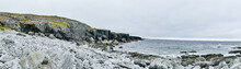 Coast Of Sea In Ireland Burren