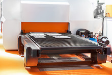 CNC Servo Drive Turret Punch Press Metal Machine