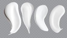 White Creamy Drop Skincare Cre...