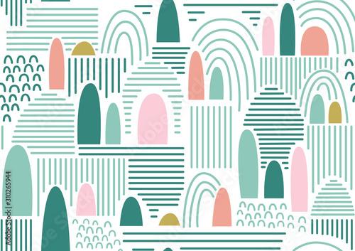 wektorowy-bezszwowy-multicolor-wzor-z-reka-rysujacym-lukiem-abstrakcyjne-tlo