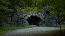 Cave In Saint Bruno Park, Mont...